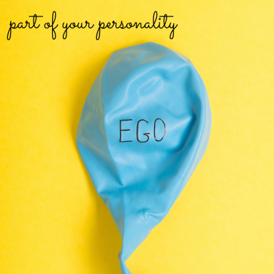 ego part of your personality